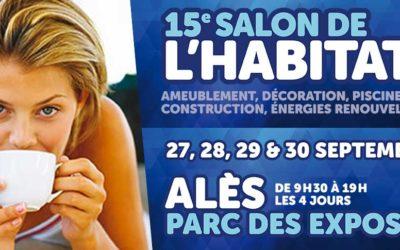 Salon de l'HABITAT Alès
